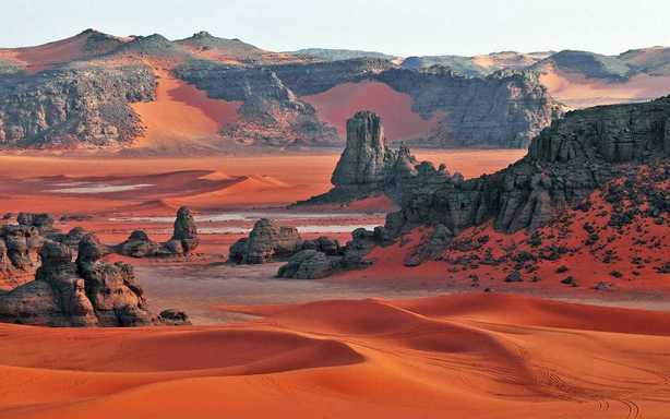 Sahara Desert, Africa_3